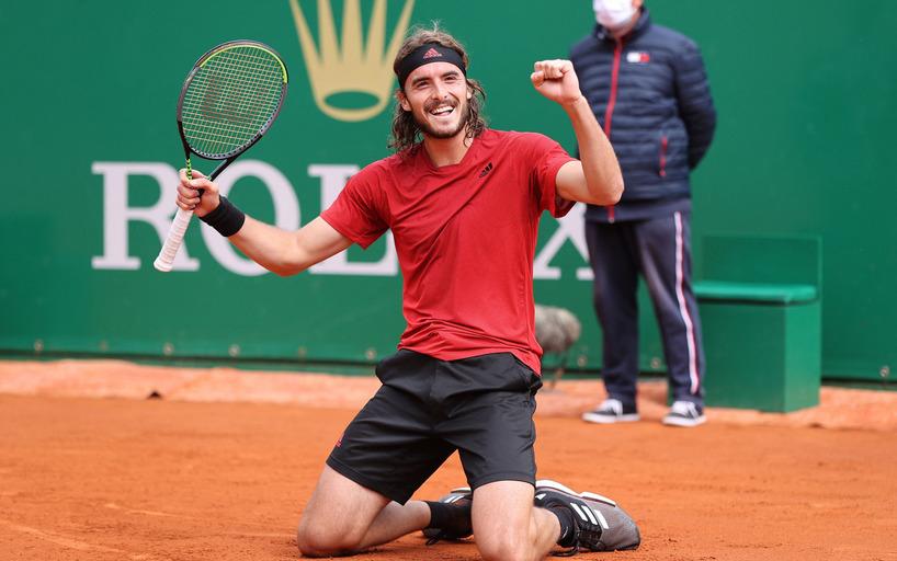 Чемпионская гонка ATP. Стефанос Циципас стал лидером