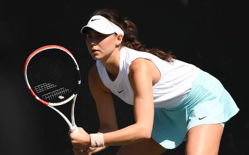 Наталья Вихлянцева выбыла из борьбы на турнире в Чарльстоне