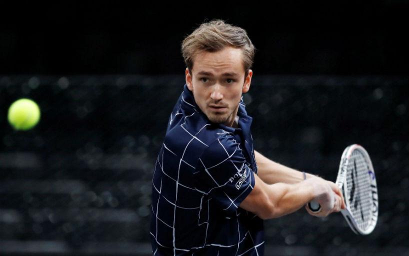 Итоговый турнир АТР. Даниил Медведев победил Рафаэля Надаля в полуфинале