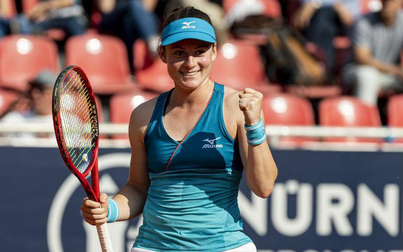 Тамара Зиданшек стала финалисткой турнира в Боготе
