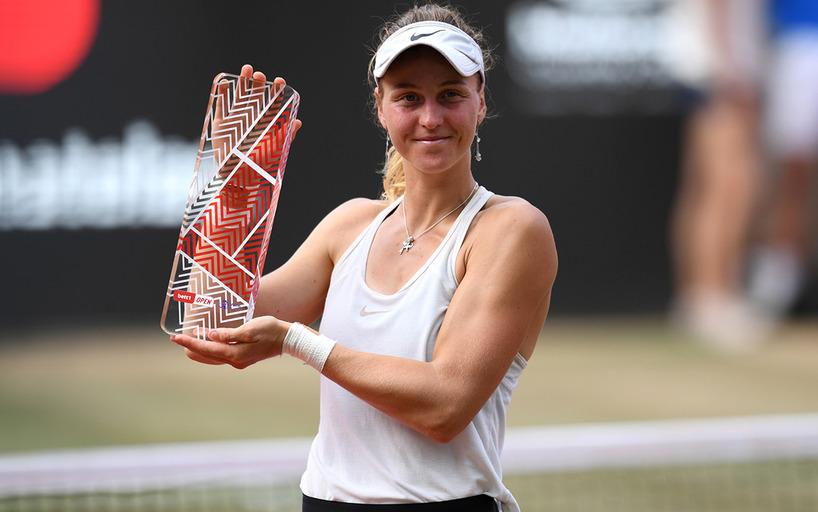Рейтинг WTA. Людмила Самсонова поднялась на 43 места