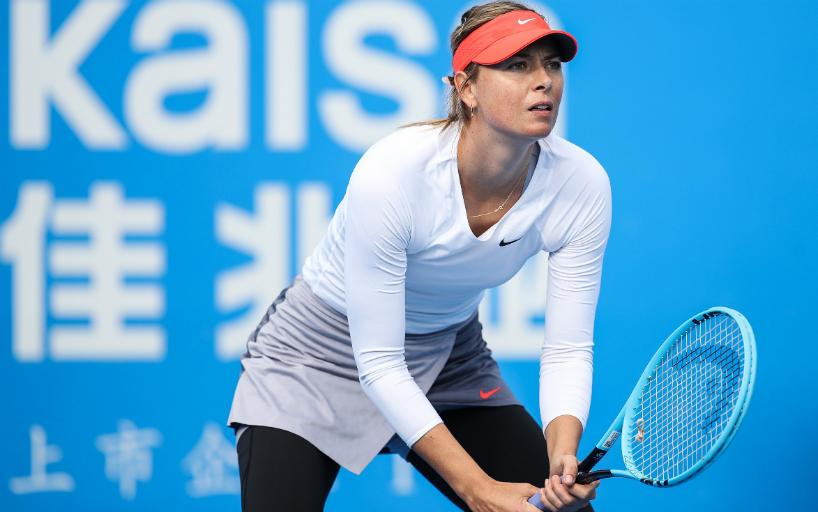 Шарапова вышла в четвертьфинал турнира в Китае