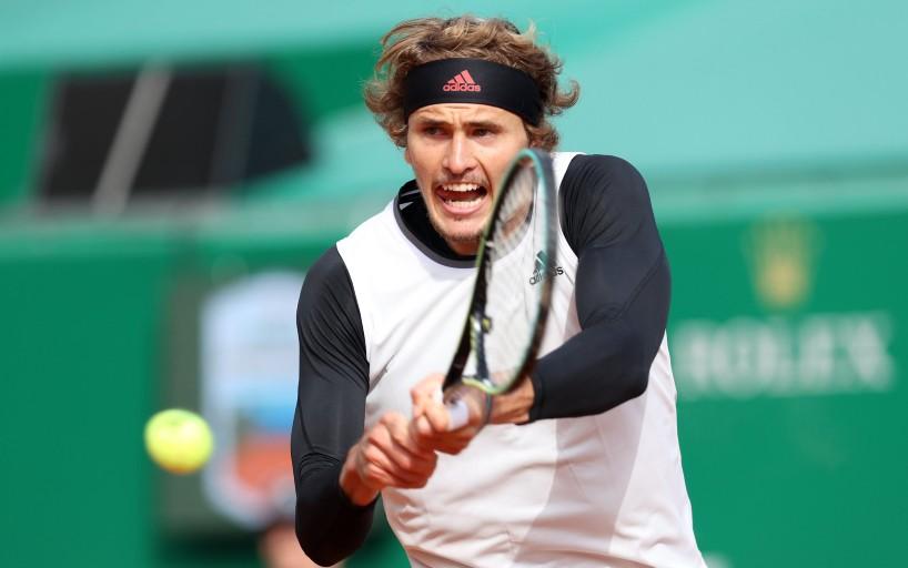 Александр Зверев вышел в 1/8 финала турнира в Монте-Карло