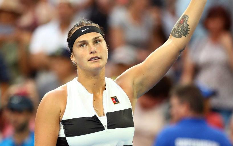 Соболенко в 2-х сетах проиграла Анисимовой втретьем круге Australian Open