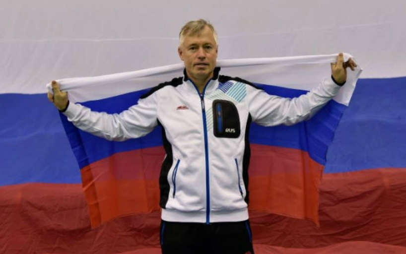 Сегодня день рождения у Андрея Ольховского!