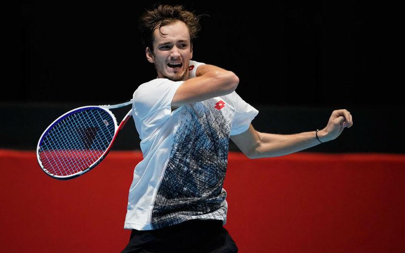 Теннисист Медведев победил Нисикори и одержал победу  турнир ATP вТокио
