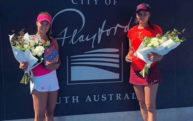 Российские теннисистки выиграли матчи на Australian Open