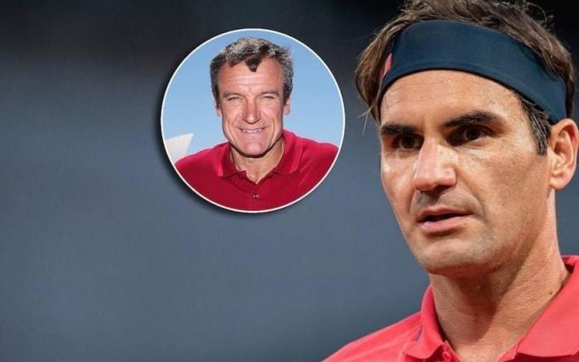 Матс Виландер: Федерер не хотел разгромно проиграть перед Уимблдоном