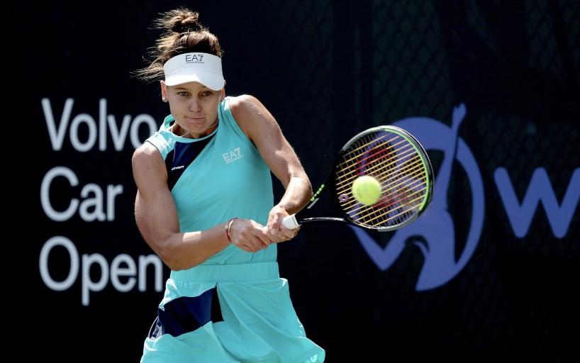 Вероника Кудерметова стала чемпионкой турнира в Чарльстоне
