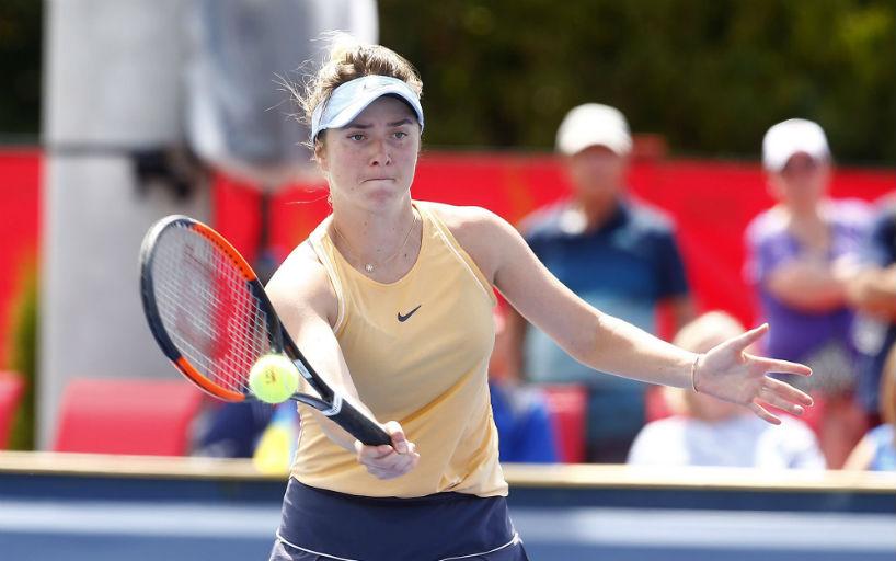 Теннис. Свитолина победила бельгийку Мертенс натурнире вЦинциннати