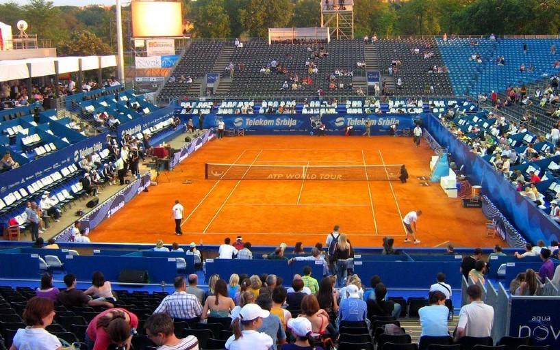 В Белграде пройдёт ещё один турнир ATP