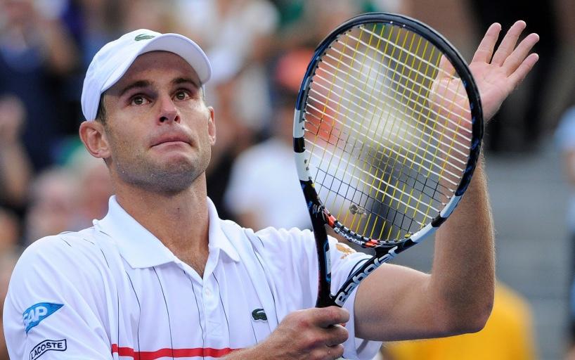 Энди Роддик: Я завидовал Роджеру Федереру