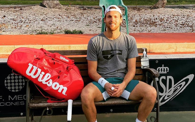 Жоао Соуса пропустит Australian Open из-за коронавируса