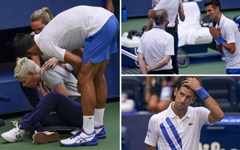 Джордже Джокович: Я знал, что Новака дисквалифицируют с US Open. Это же не Федерер