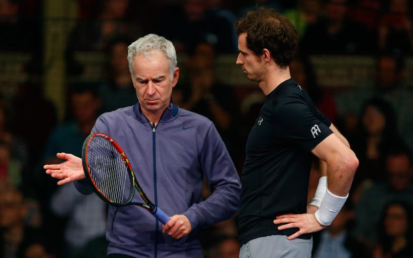 Джон Макинрой: Без Джоковича, Надаля и Федерера турниры никому не интересны