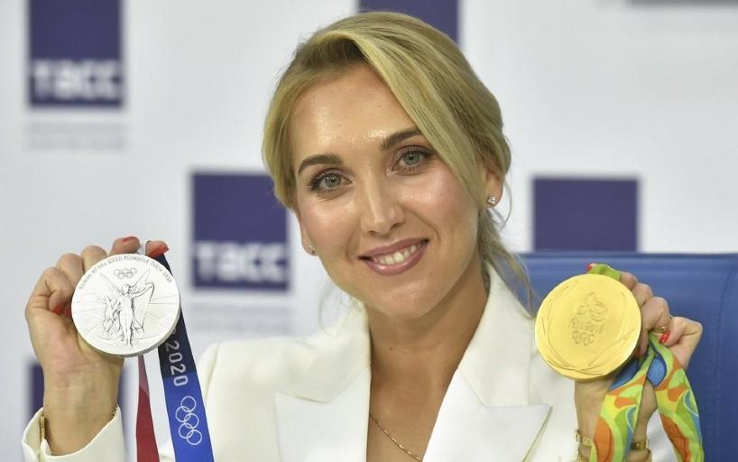 Воры вернули Елене Весниной олимпийские медали