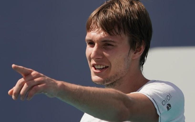 Александр Бублик: Ненавижу теннис!