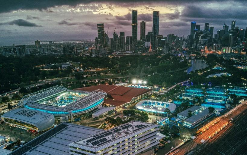 Australian Open-2021 посетило более 130 тысяч болельщиков