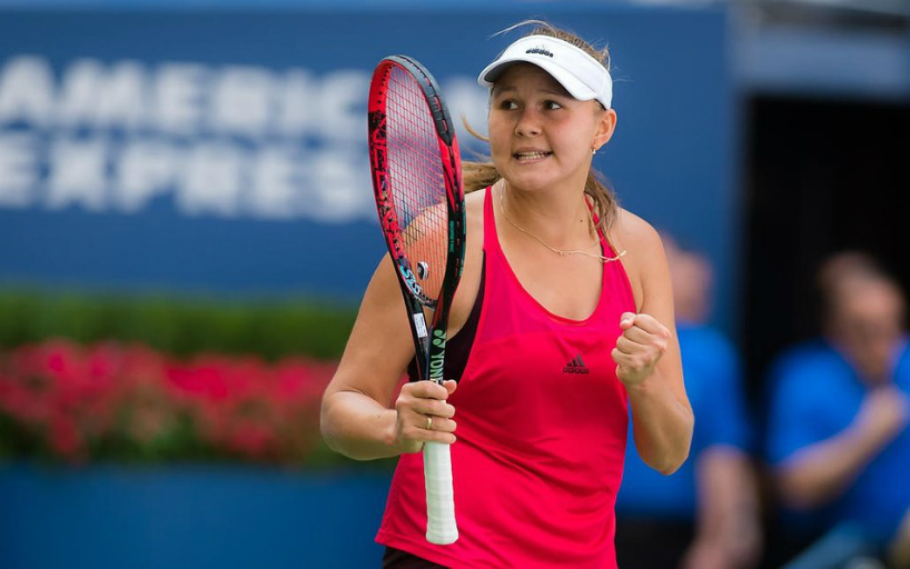 Теннисистка Александрова выиграла «Челленджер» вЛиможе