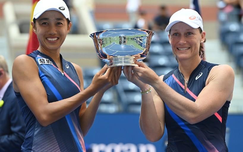 Чжан Шуай: Кубок US Open очень красивый. Я давно его хотела