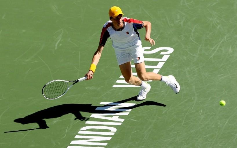 BNP Paribas Open. Янник Синнер завершил выступление на турнире