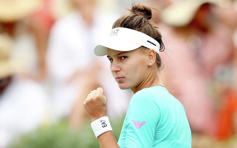 Вероника Кудерметова: В ночь перед финалом я не могла выкинуть из головы мысли, что это может быть мой первый титул