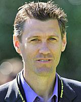 Директор Федерации тенниса Новой Зеландии Стив Уокер
