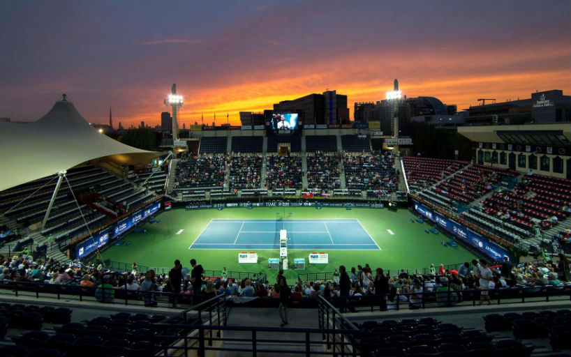 Dubai Duty Free Tennis Championships - Dubai