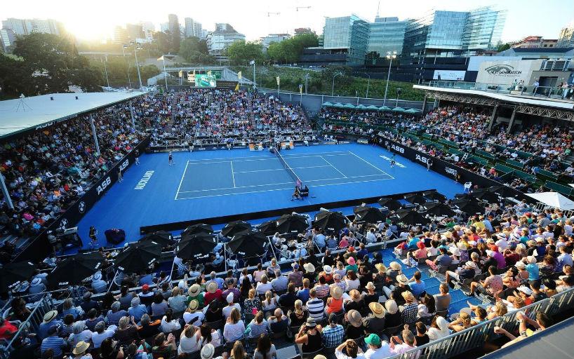 ASB Classic - Auckland