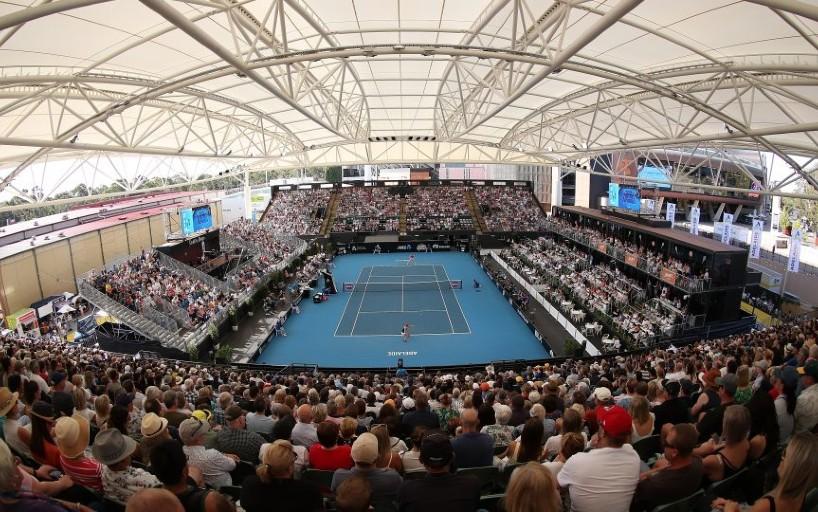 Adelaide International - Adelaide
