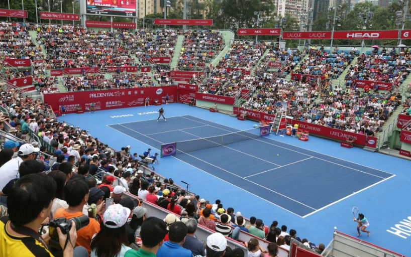 Hong Kong Tennis Open - Hong Kong