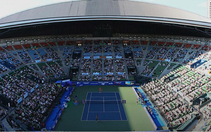 Toray Pan Pacific Open - Osaka
