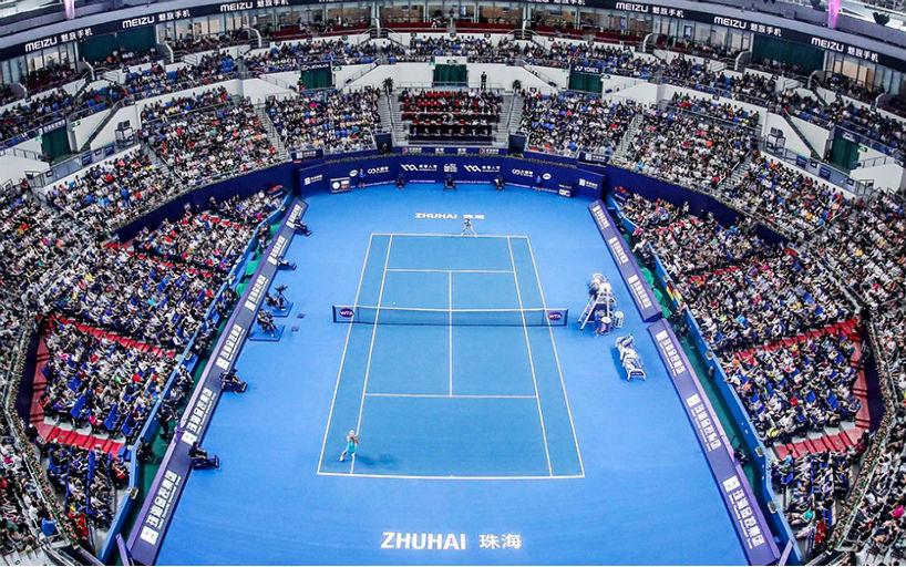 WTA Elite Trophy - Zhuhai