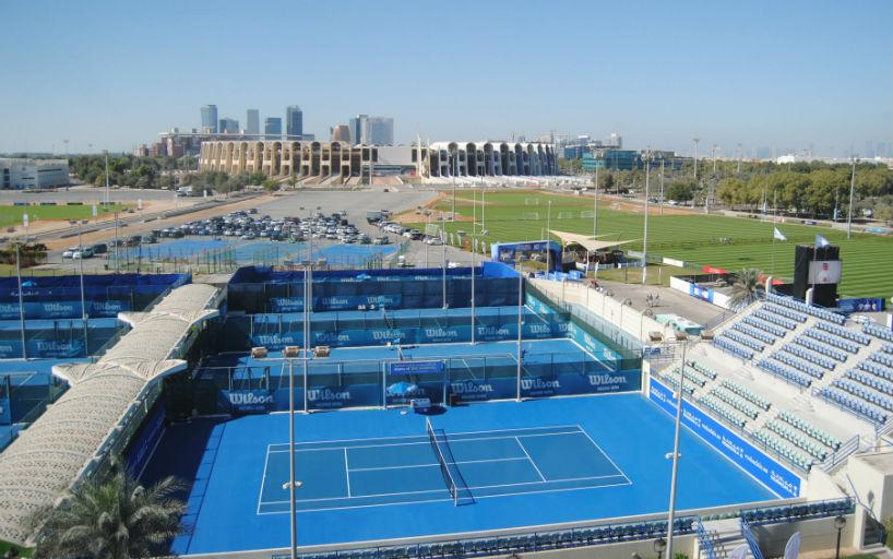 Abu Dhabi Tennis Open - Abu Dhabi