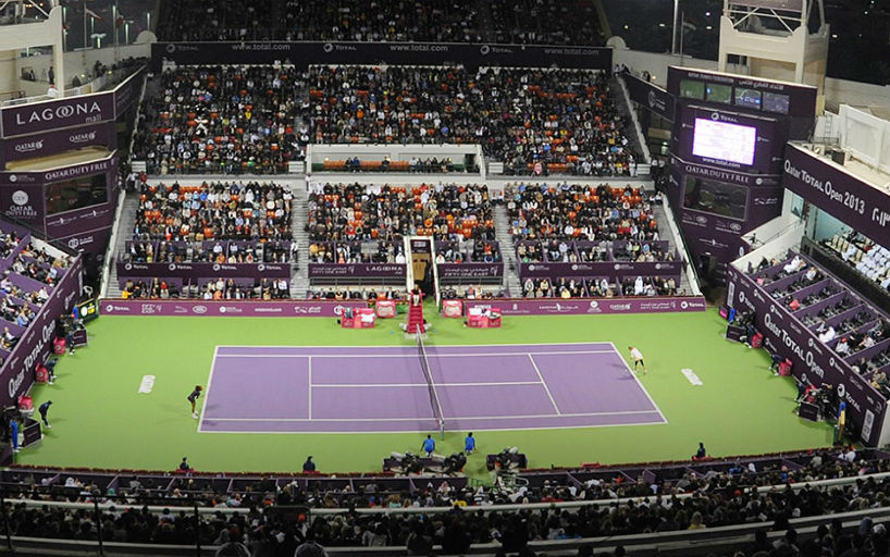 Qatar Total Open - Doha