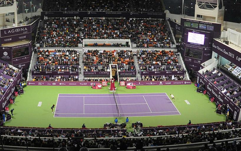 Qatar Total Open - Doha