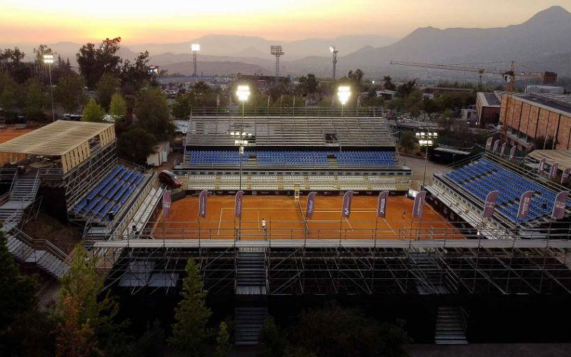 Santiago Open - Santiago