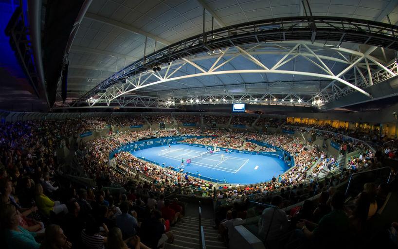 Brisbane International - Brisbane