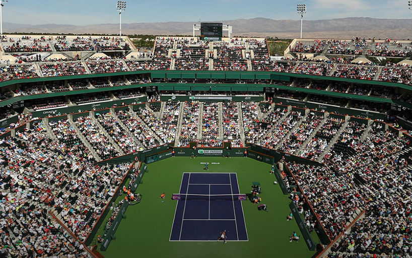 BNP Paribas Open - Indian Wells