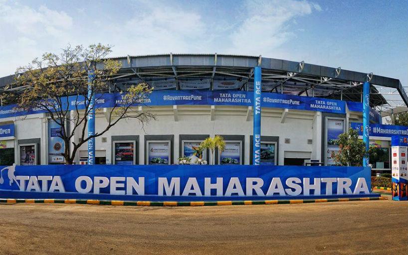 Tata Open Maharashtra - Pune