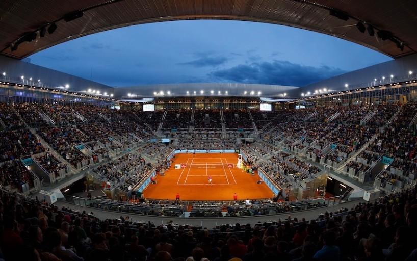 Mutua Madrid Open - Madrid