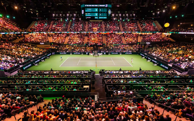 ABN AMRO World Tennis Tournament - Rotterdam
