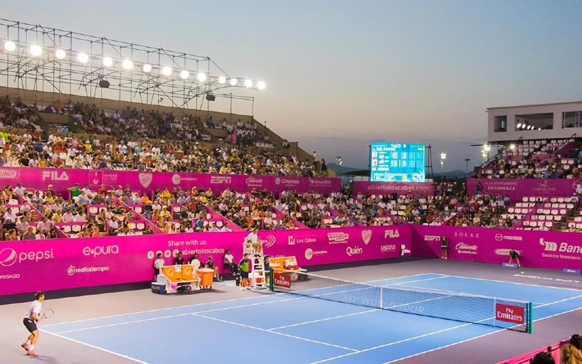 Abierto Mexicano de Tenis Mifel - Los Cabos